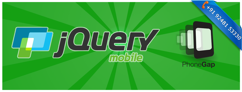 Jquery Mobile Phonegap